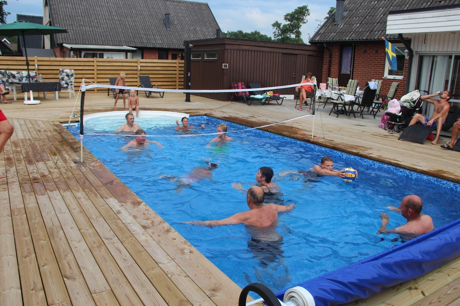 kostnad för pool