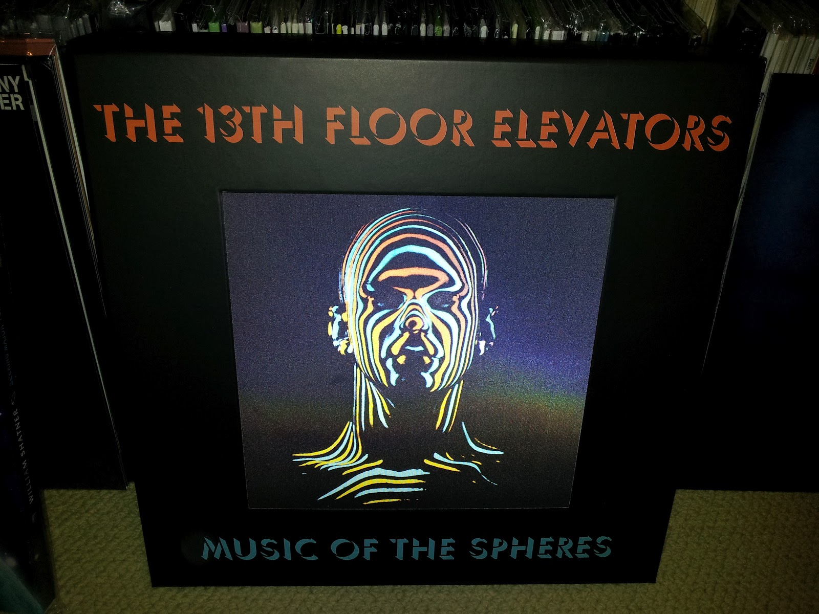 the 13th floor elevators music of the spheres vinyl box