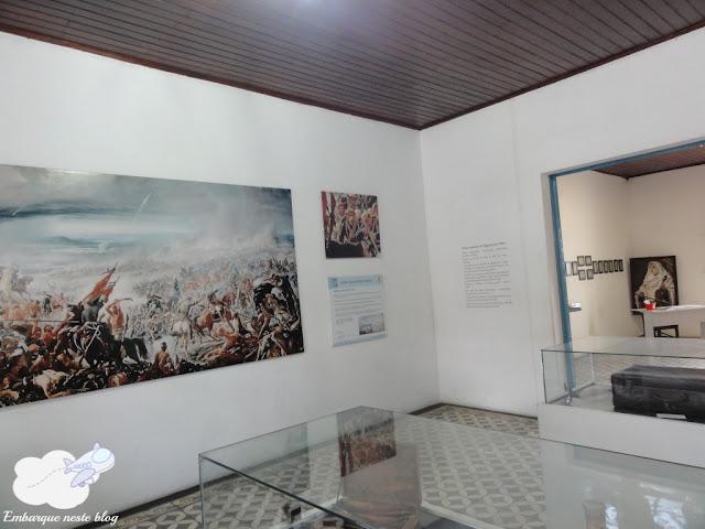 Museu Casa Pedro Américo. Areia, PB