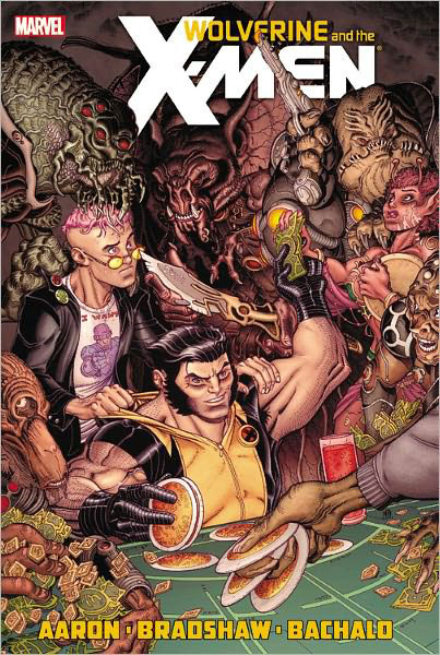 Review: Wolverine and the X-Men Volume 2