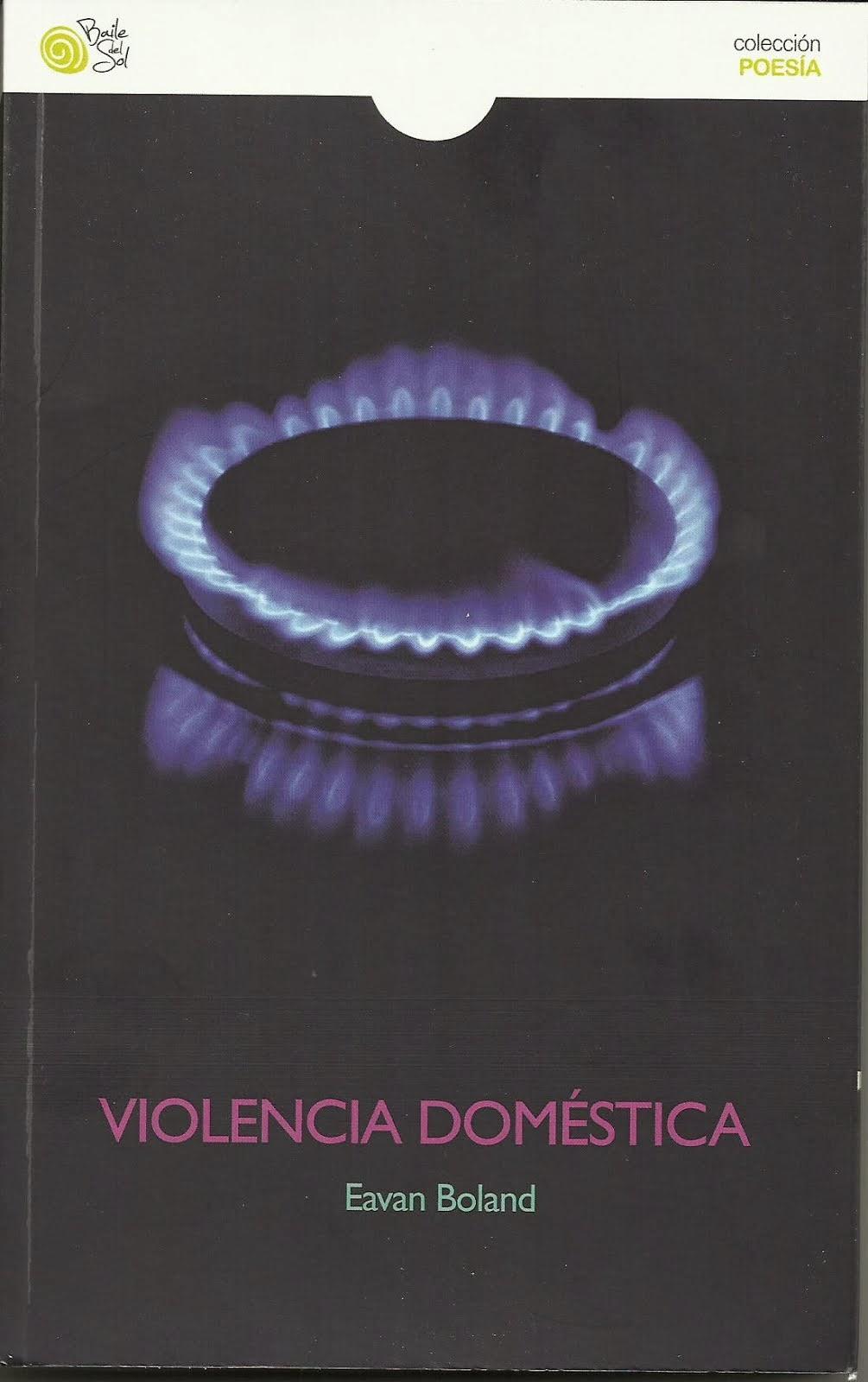 Eavan Boland: Violencia Doméstica (Traducción)