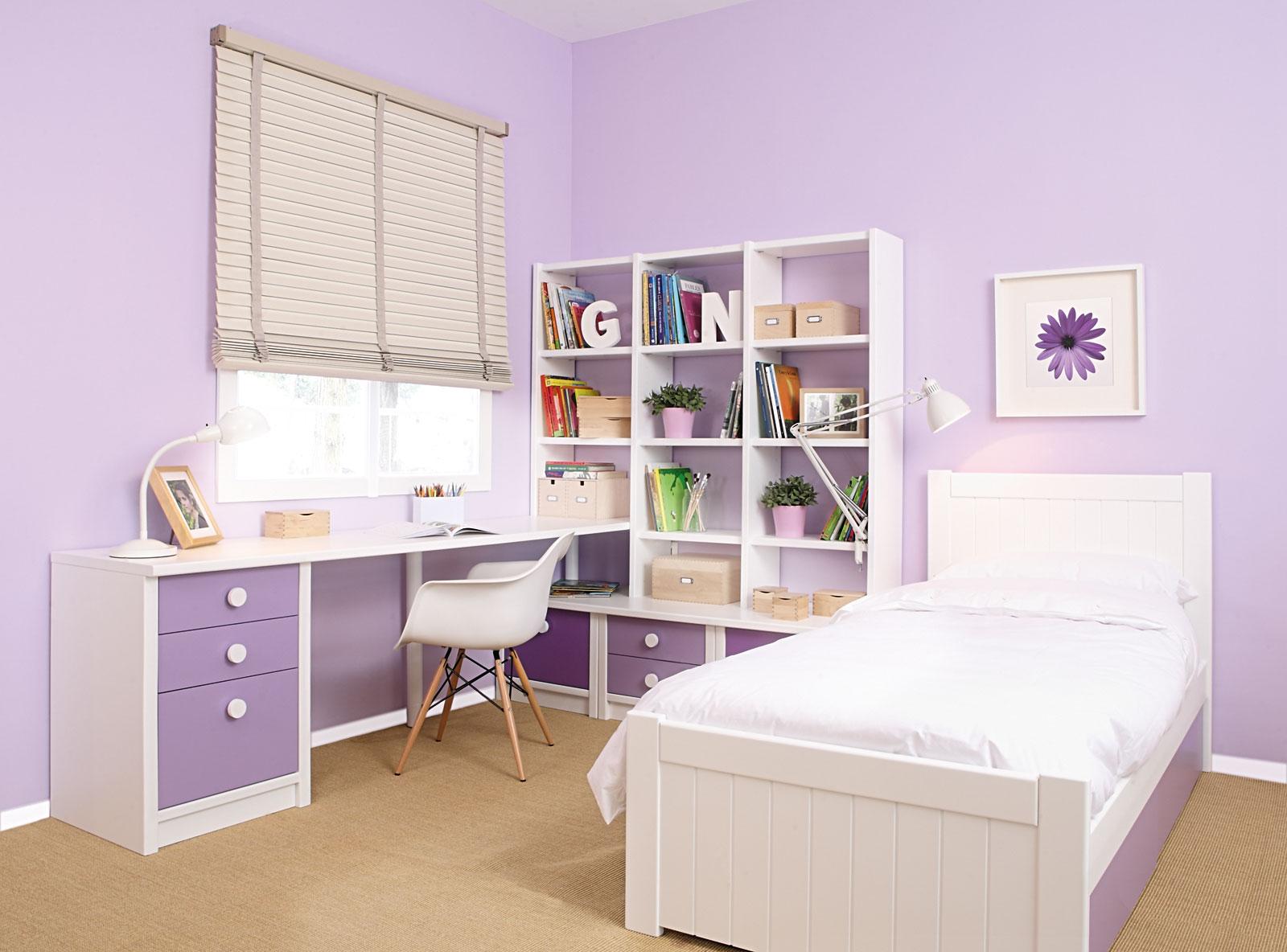 Como Decorar Una Habitacion Juvenil Femenina Finest Free Cool With - Como-decorar-un-cuarto-juvenil-femenino
