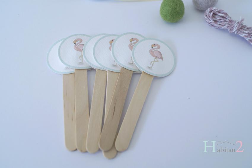 Kits para fiestas personalizados listos para usar diseño de Habitan2