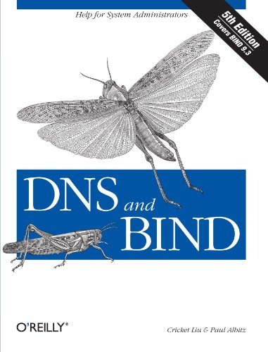 DNS and BIND 5th Ed - Paul Albitz, Cricket Liu
