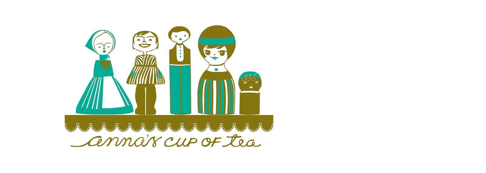anna's cup of tea