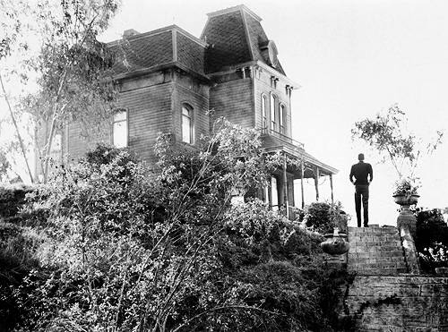 Fun Spooky Stuff And Trivia Psycho Movie Bates House