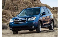 2015 Subaru Forester Standard Feature