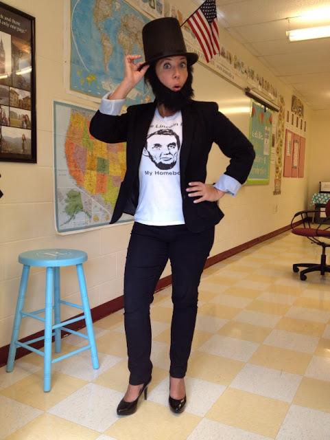 Abe Lincoln Costume Ideas
