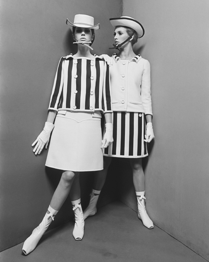 Rip remembering andr courr ges master of space age for 1960 s haute couture
