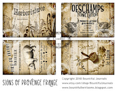 Signs of Provence Printables