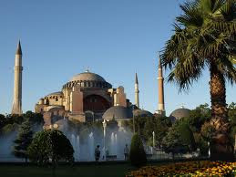 The Hagia Sophia outside masjed 2012 latest photos