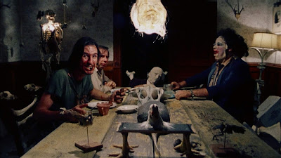 dinner food cannibals horror movie massacre stink horrible foodporn