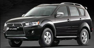 Mitsubishi Outlander Chrome photo