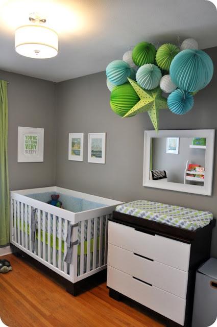 Dormitorio para bebe bedroom baby beb quarto diseno de - Dormitorio de nino ...