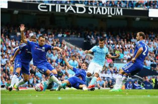 Manchester City vs Chelsea 3-0 Video Gol & Highlights