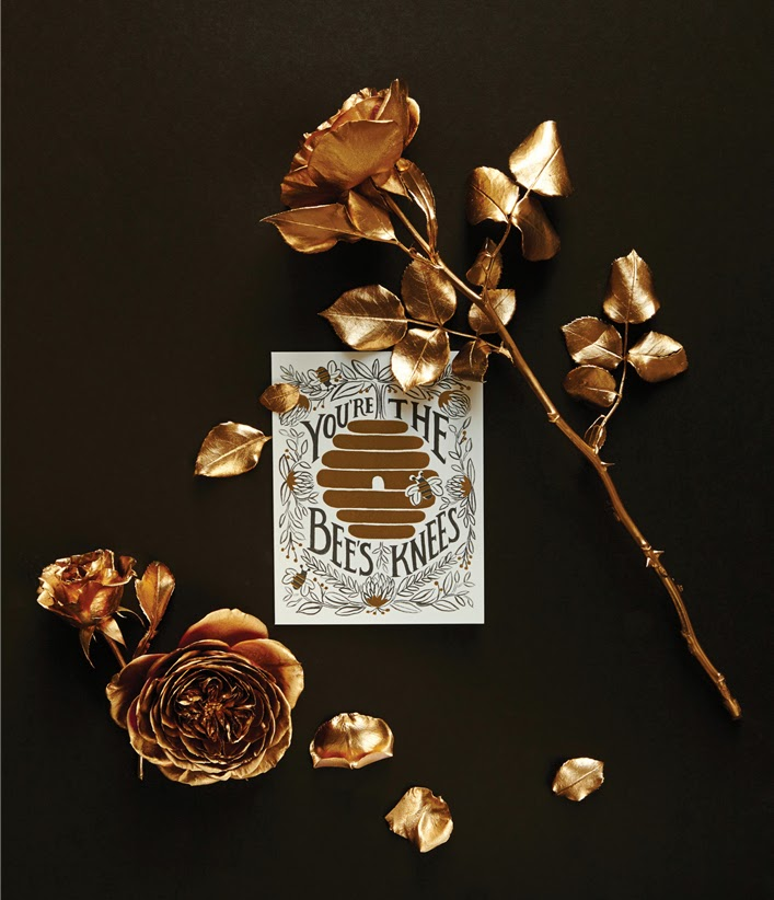 Rifle Paper Co.'s 2013 Look Book - A Magical Combination of Stationery & Floral Design - design and illustration