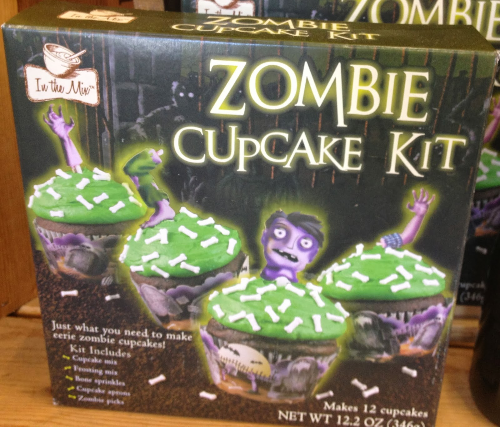 Mystery Playground: Fun Halloween Party Food