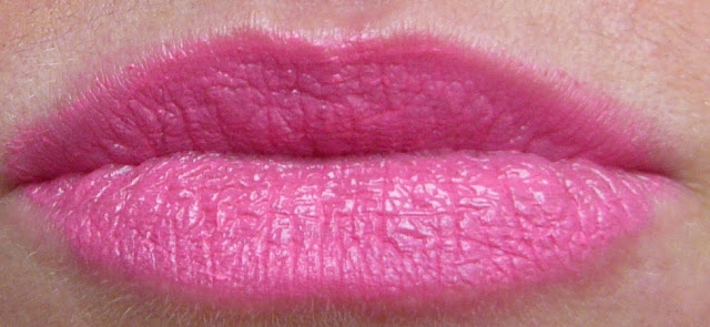 Illamasqua Immodest Lipstick swatch