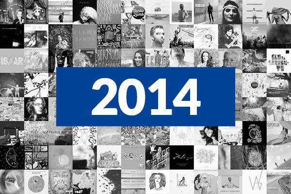 Os 100 Melhores Discos da Música Brasileira em 2014