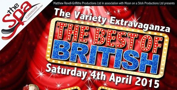 The Best of British The Variety Extravaganza