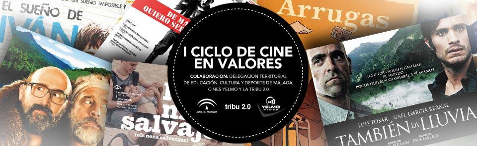 I CICLO DE CINE EN VALORES