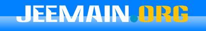 JEEMain - Joint Entrance Examination Main