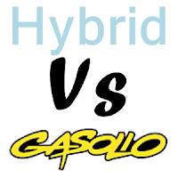 hybrid vs gasolio