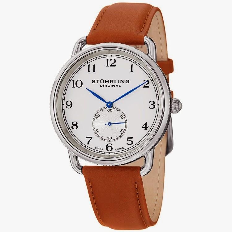 Wrist Watches Men: Stuhrling Original Men's 207.01 Classic ...