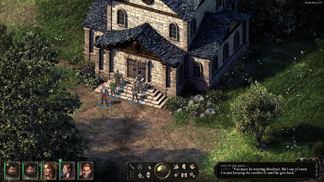 Pillars Of Eternity HD Wallpaper