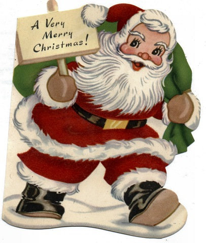 I Have Already Found Some Of The Cutest Vintage Christmas Images For You To Use
