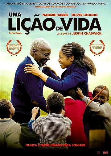 Filme Uma Lição De Vida Dublado AVI BDRip