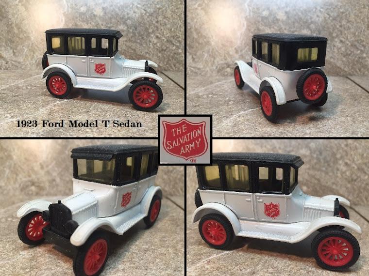 1923 Model T Ford Sedan ~