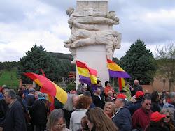"""Lugares de la Memoria Democrática: Cementerio de """"La Barranca"""" en Lardero"""