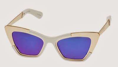 Karen Walker Siouxsie retro sunglasses