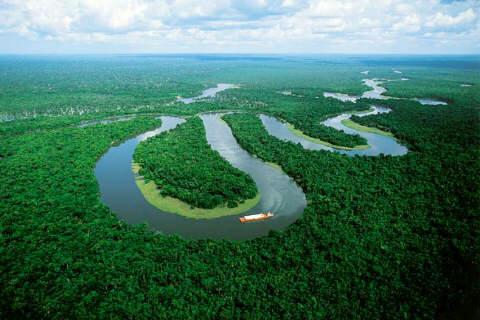 Las nuevas Siete Maravillas Naturales del Mundo Amazonas