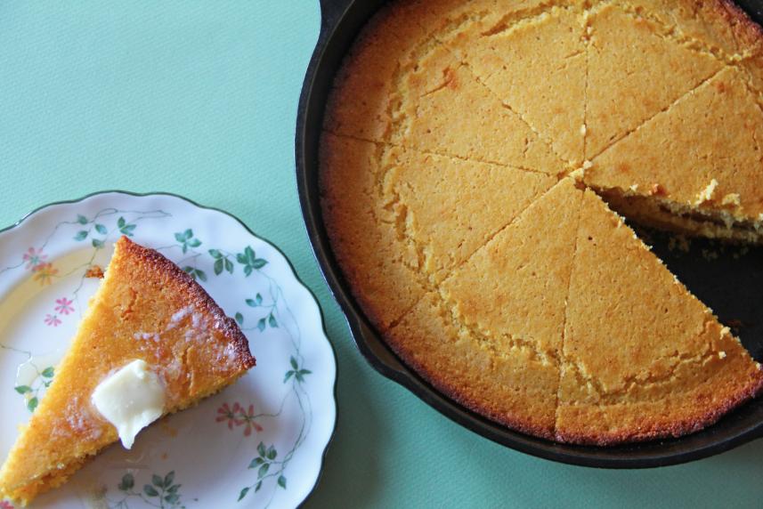 Brown Butter Honey Cornbread recipe will be some of the best cornbread ...