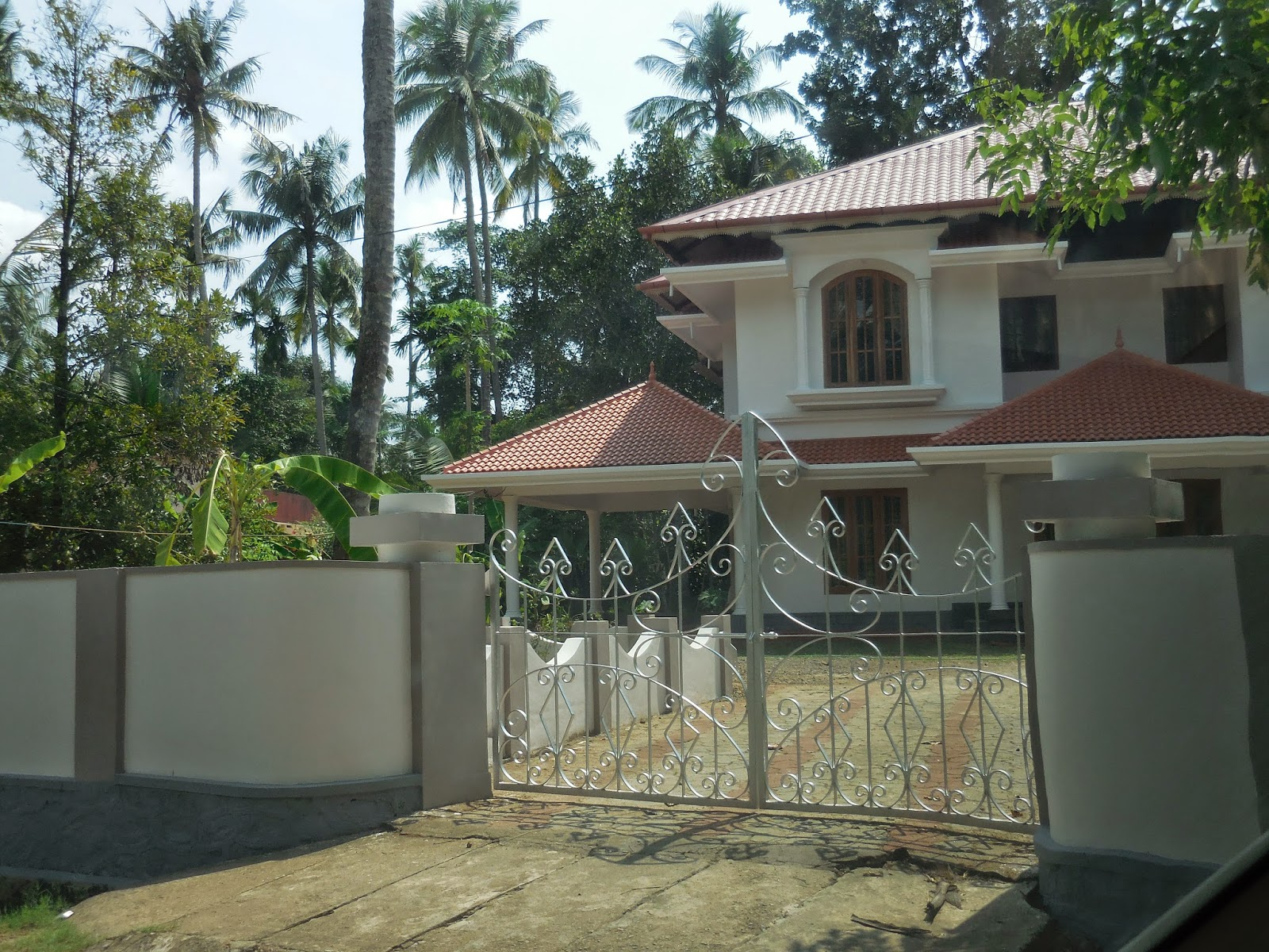 Kerala Gate Designs More Houses Gates From Kerala