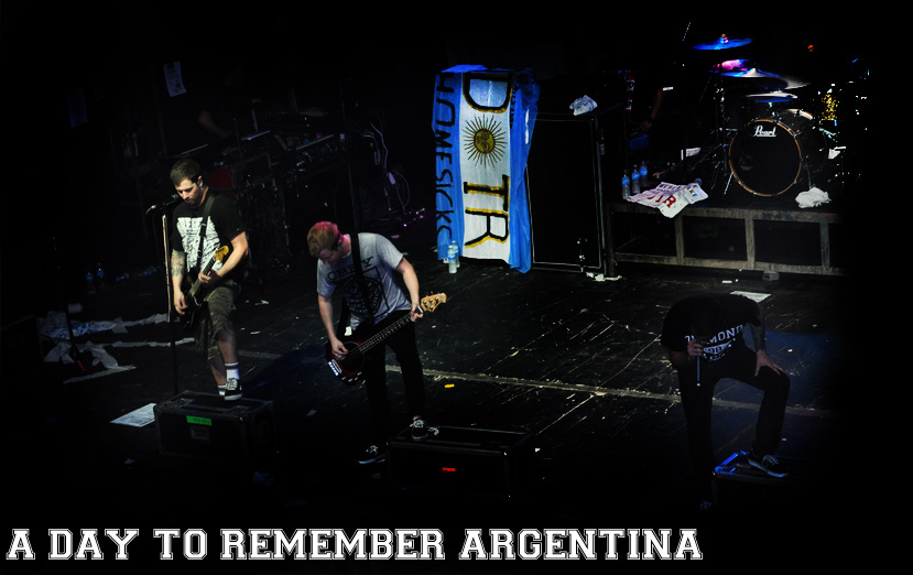 A day to remember | ARGENTINA