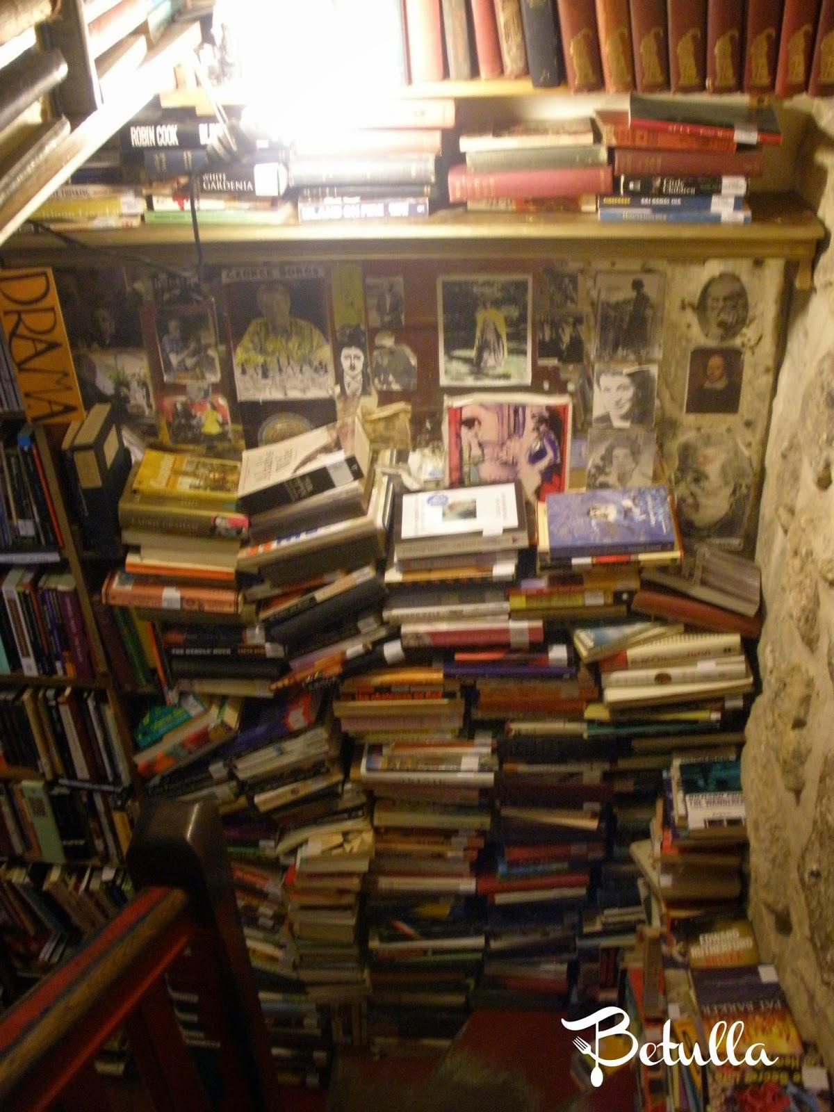 """Une petite balade parisienne: i. libreria """"shakespeare & co."""""""