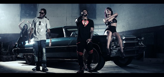 Tony Hood - Anyway (Feat. Gunplay) [Vídeo]