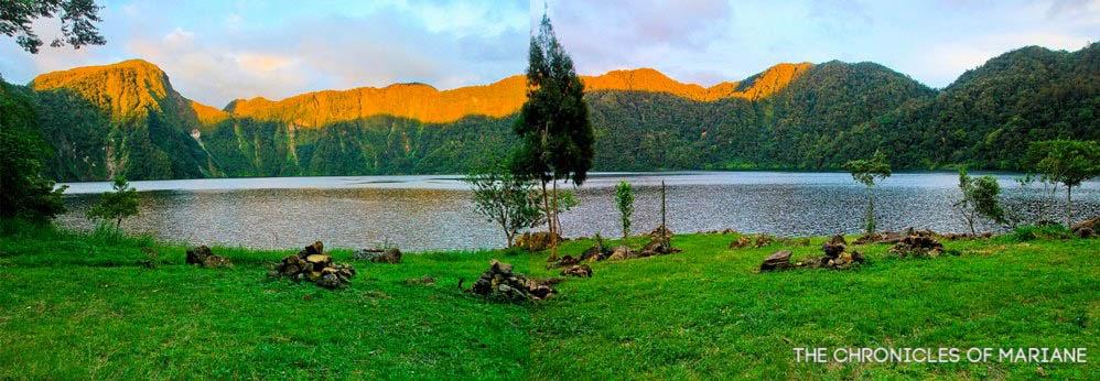 mindanao lake holon sebu