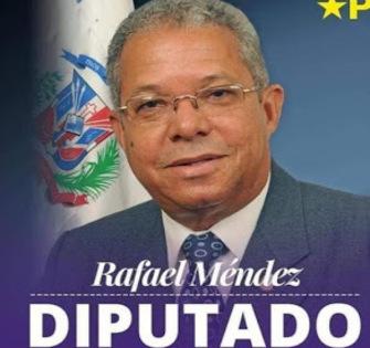 RAFAEL MENDEZ DIPUTADO PROVINCIA BAHORUCO