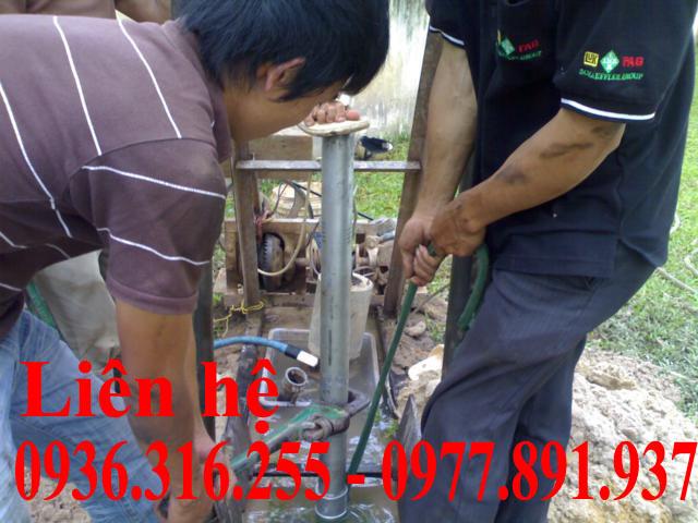 Khoan giếng tại Huyện Mê Linh - Hà Nội