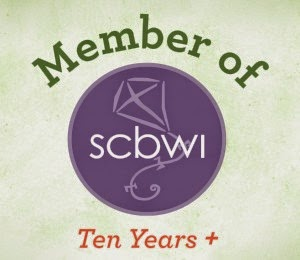 SCBWI MEMBER 10 YEARS