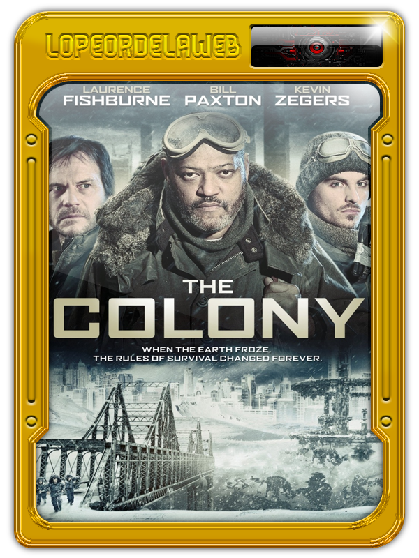 The Colony (2013) [BrRip-720p-Dual-Mega]