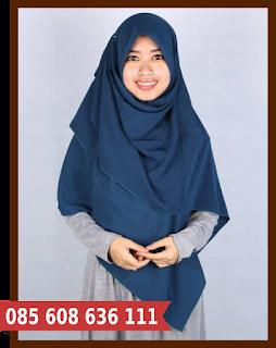 Jilbab segi empat 130x130