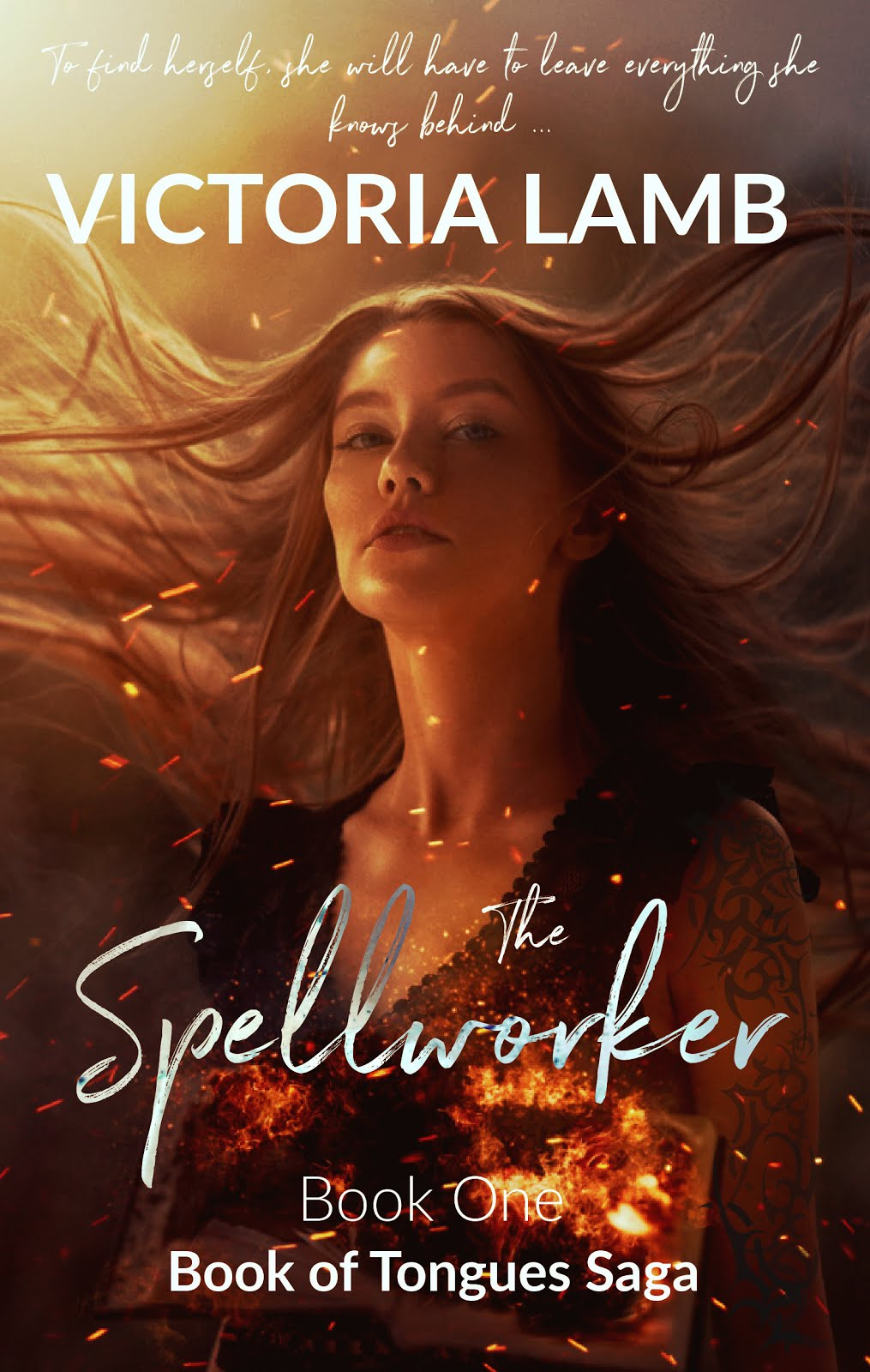 The Spellworker: out now!