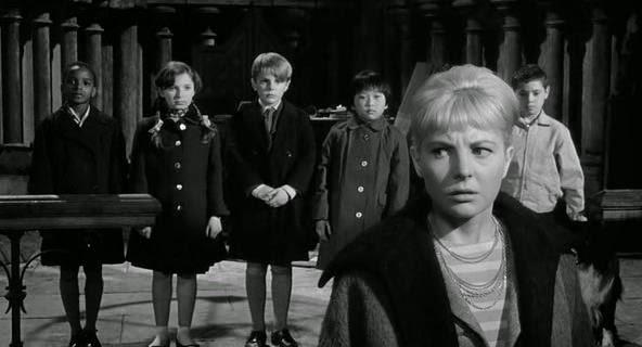 Barbara Ferris Children of the Damned (1964)