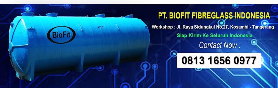 Jual Septic Tank Biotech - STP Biotech - IPAL Biotech - Portable Toilet