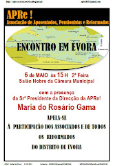 APRe! em Évora